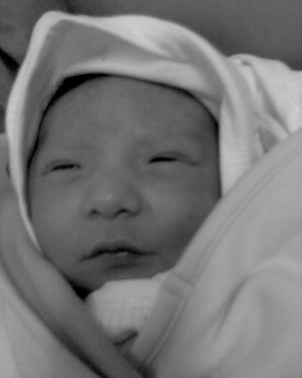 Fotolog de nicolasbautista: Mi Primera Fono A Los Minutos De Nacido Con Mi PAPA